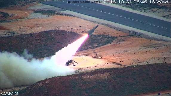 ALTUS LSA Target Drones Hellenic Army Firings