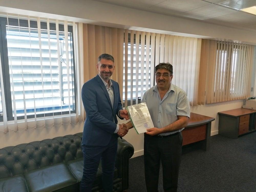 ALTUS CEO, retrieves OURANOS UAS Airworthiness Certificate